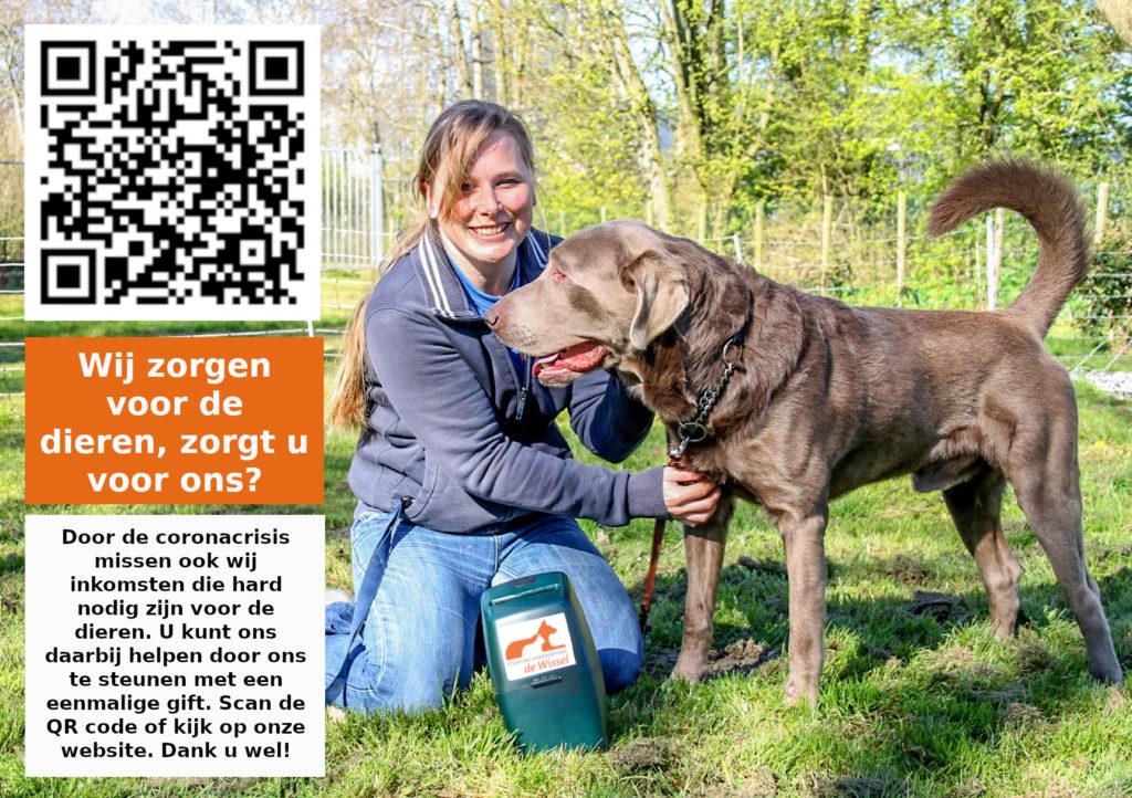 Online collecte De Wissel